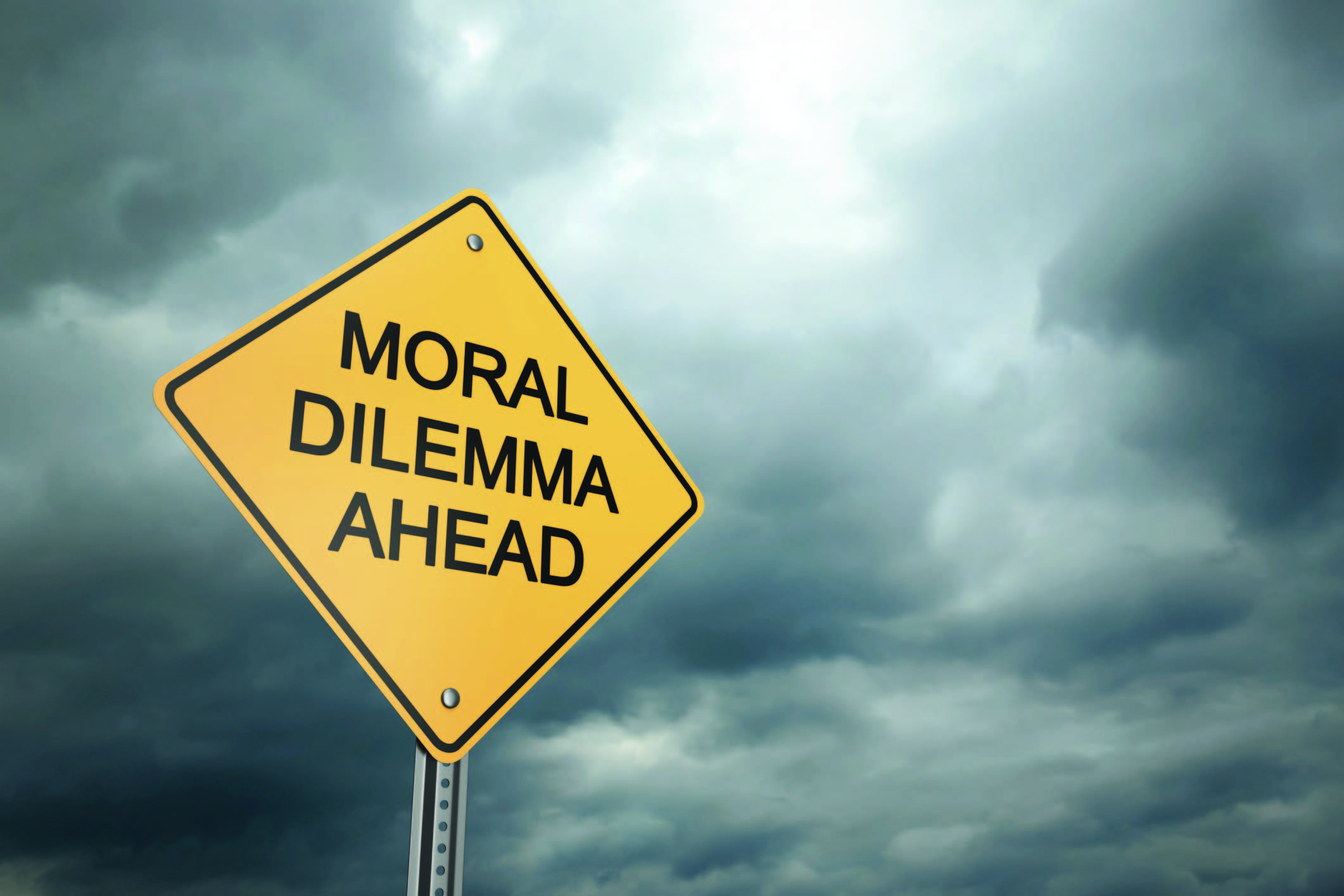 the moral dilemma of euthanasia in the christian community What social injustices did steinbeck want to express was it the moral dilemma of euthanasia gender inequality discrimination against mentally challenged.