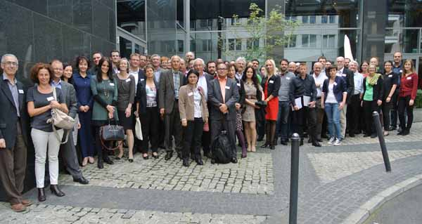 CSES Berlin 2014 Group Photo