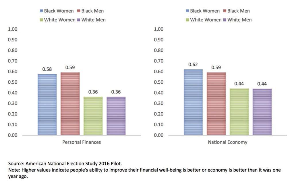 2016 Gender Gap in Economic Evaluations.