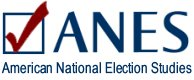 logo for the American National Election Studies